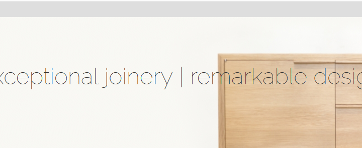 Kate Duncan – Joinery & Design